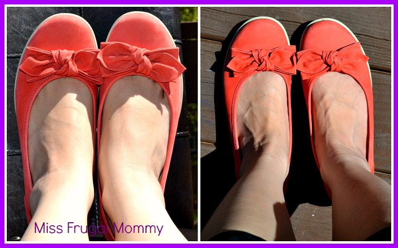 The Perfect Mom Shoes: Hotter Jewel Shoes Review