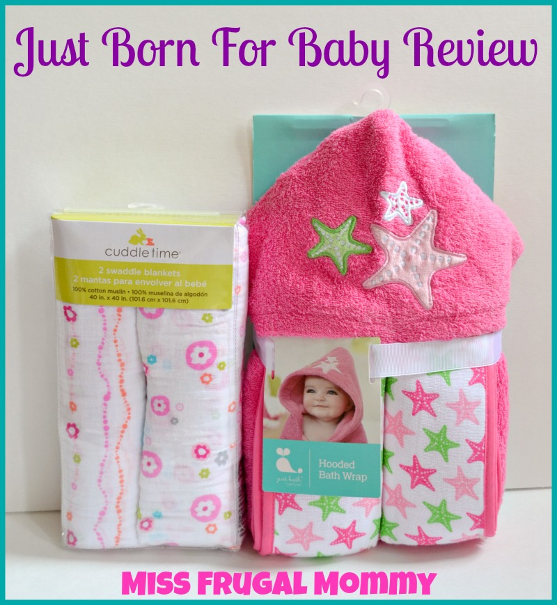 Just Born For Baby Review (Getting Ready For Baby Gift Guide)