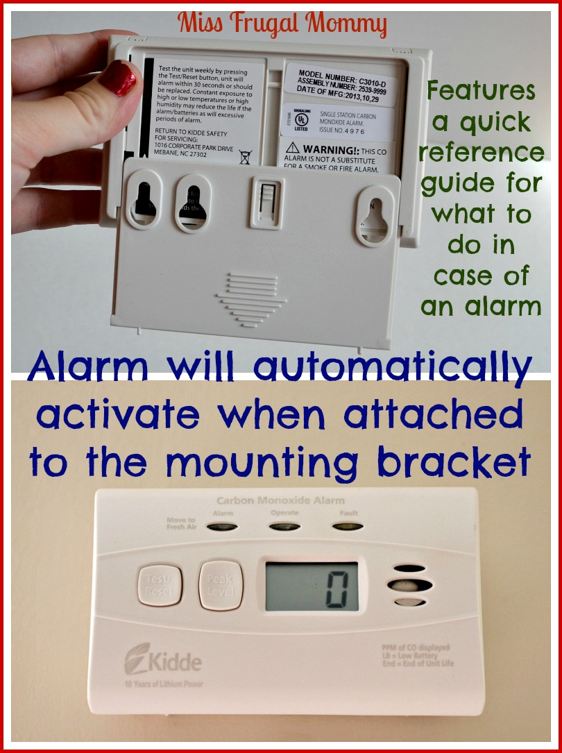 Kidde Worry-Free CO Alarm Review