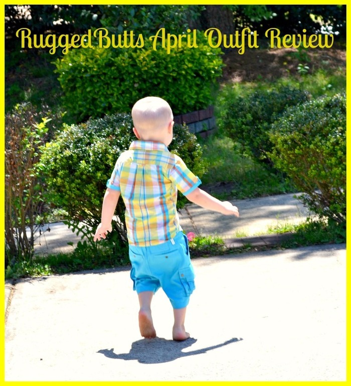 RuggedButts April Outfit Review