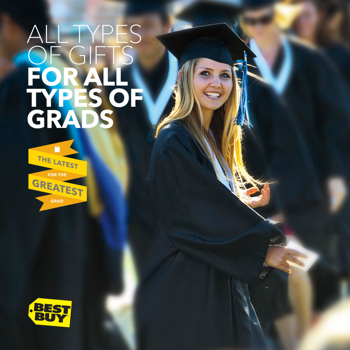 The Greatest Gifts for Grads at Best Buy #GreatestGrad