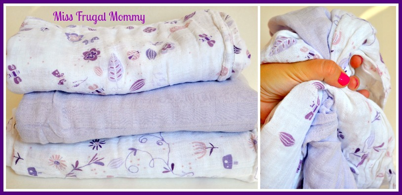 Organic Swaddles Review