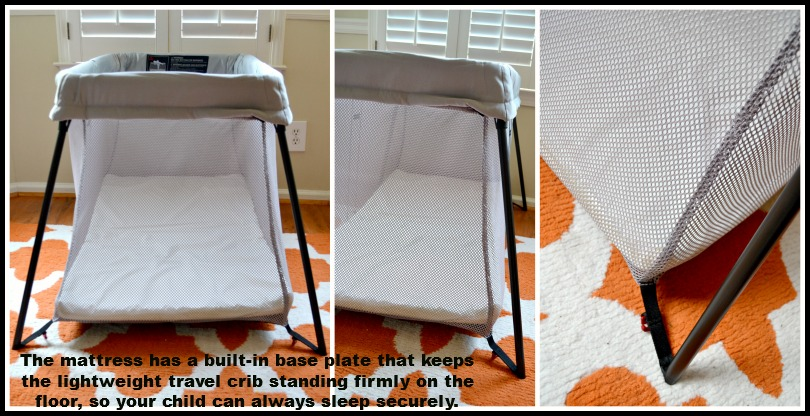 BabyBjörn Travel Crib Light Review (Getting Ready For Baby Gift Guide)