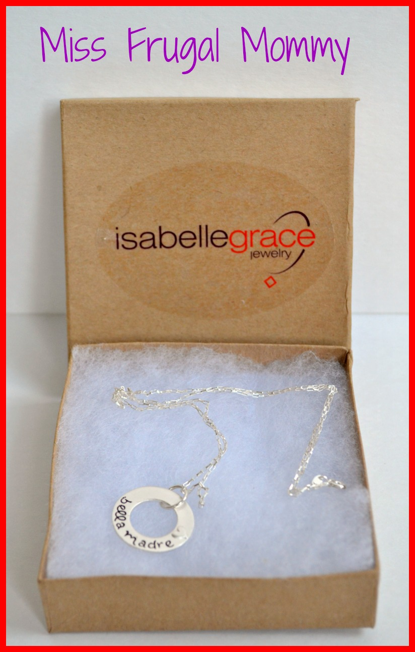Isabelle Grace Jewelry's Bella Madre Necklace Review