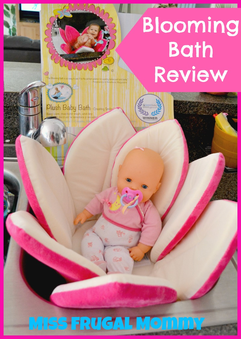 Blooming Bath Review (Getting Ready For Baby Gift Guide)