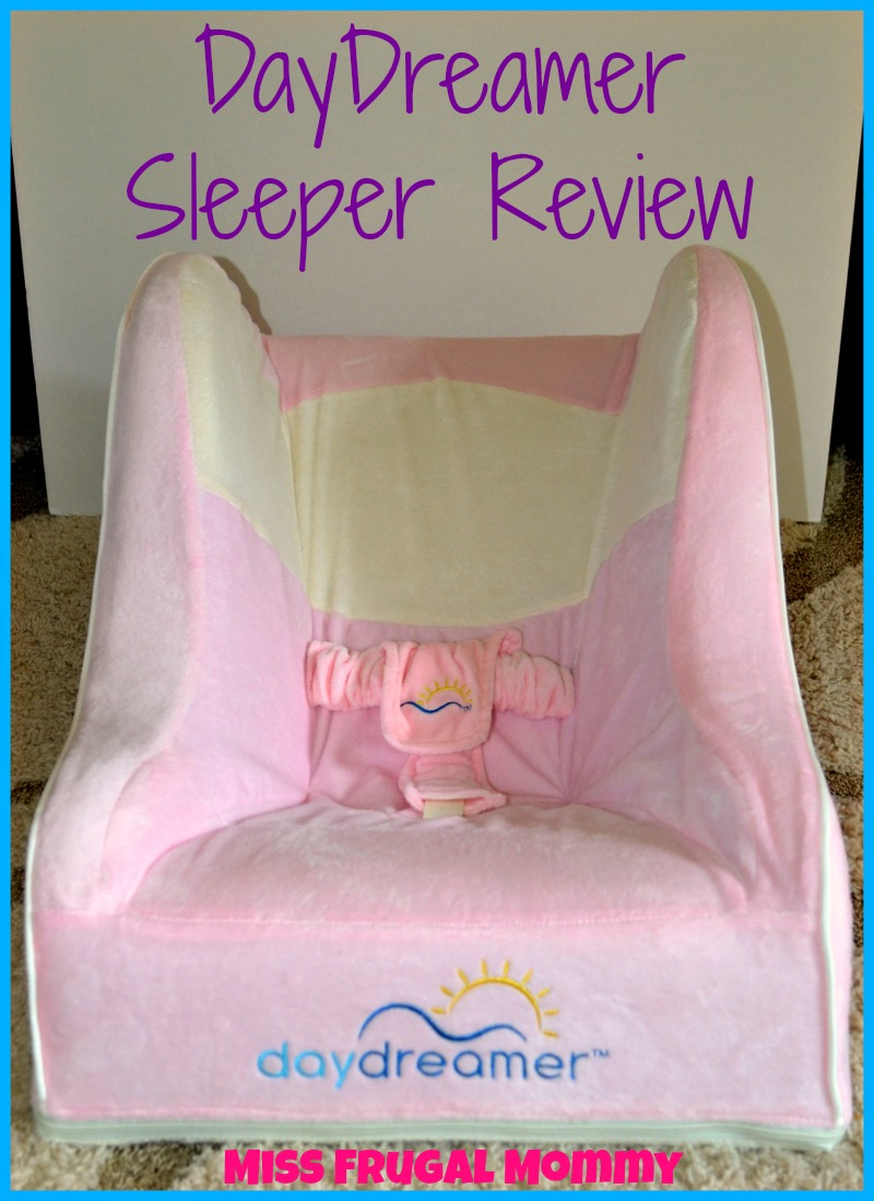DayDreamer Sleeper Review (Getting Ready For Baby Gift Guide)