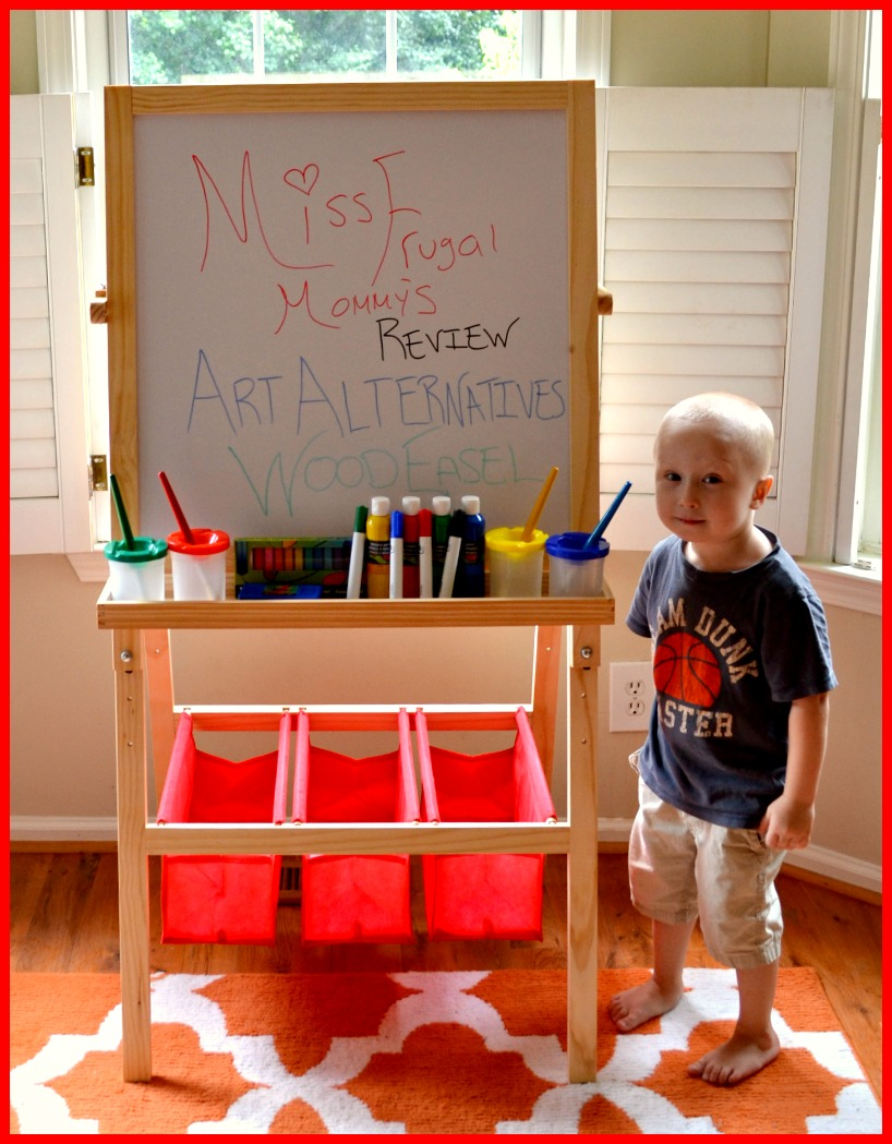 Art Alternatives: Children's Art Activity Easel Review