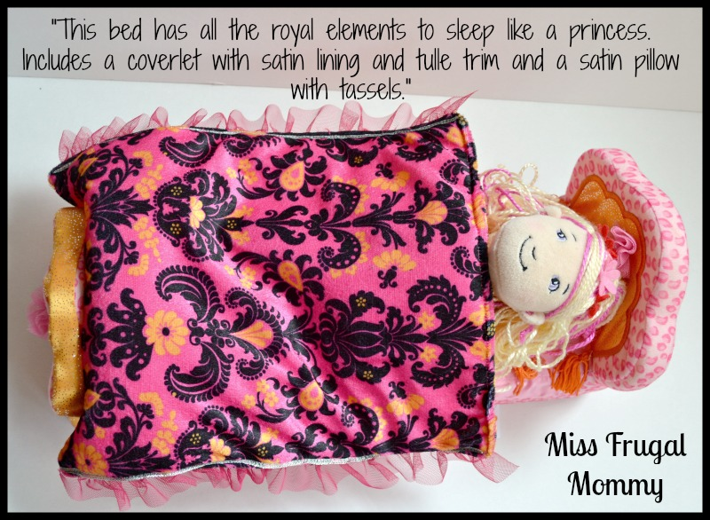 Groovy Girls Princess Ella & Royally Ritzy Bed Review