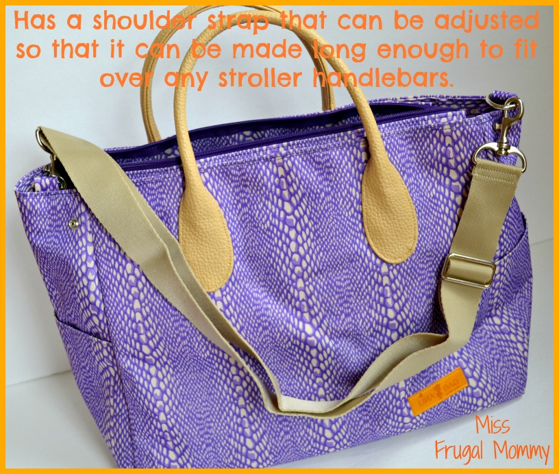 LinaJake LinaBag: A Fashionable Diaper Bag (Getting Ready For Baby Gift Guide)