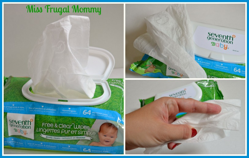 Seventh Generation: Diapers & Wipes Review (Getting Ready For Baby Gift Guide)