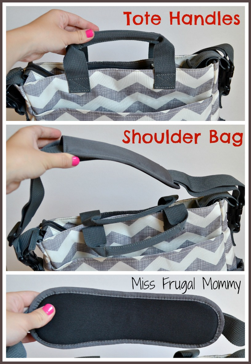Skip Hop Duo Signature Diaper Bag Review (Getting Ready For Baby Gift Guide)