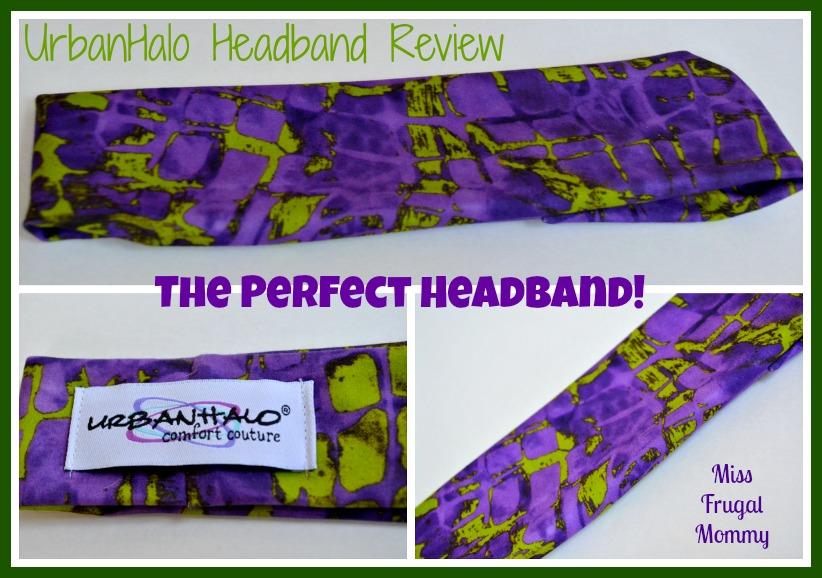 UrbanHalo Headband Review