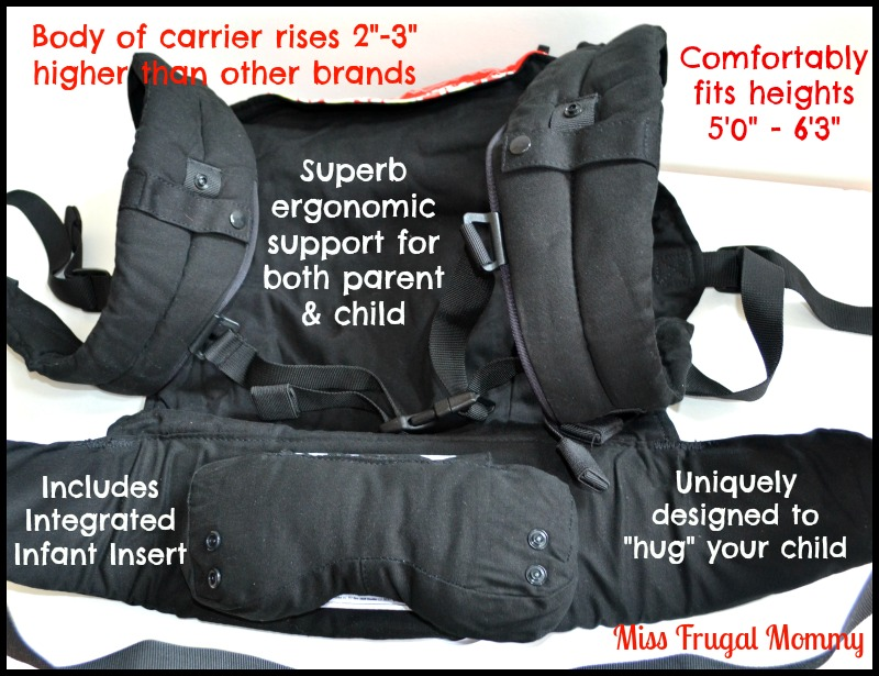 Boba Carrier 4G Review (Getting Ready For Baby Gift Guide)