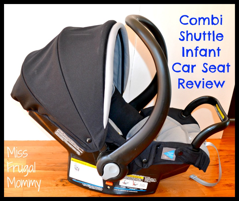 Combi Shuttle Infant Car Seat Review (Getting Ready For Baby Gift Guide)