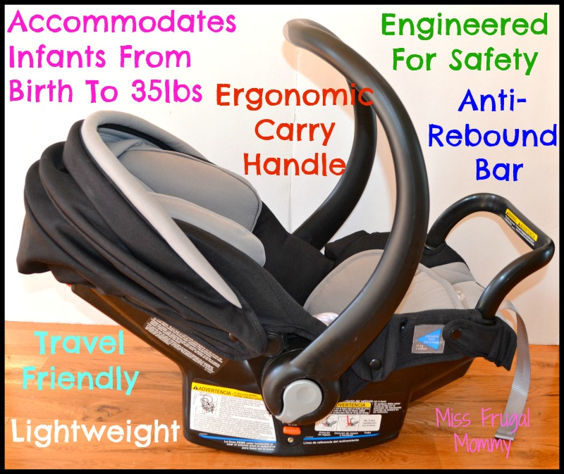 2601a08be6fb Combi Shuttle Infant Car Seat Review (Getting Ready For Baby Gift ...