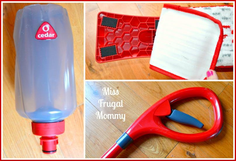 O'Cedar ProMist Microfiber Spray Mop Review