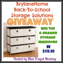 Stoarge Giveaway
