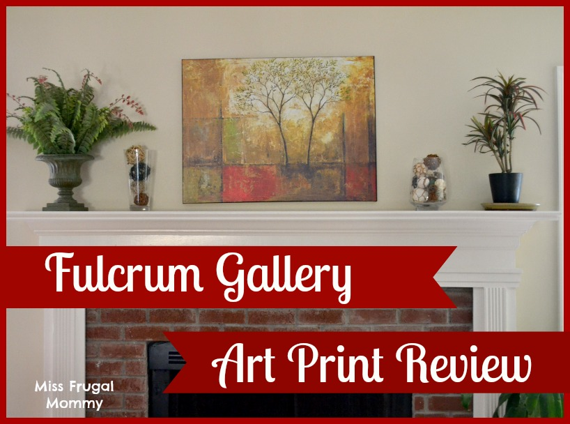 Fulcrum Gallery Art Print Review