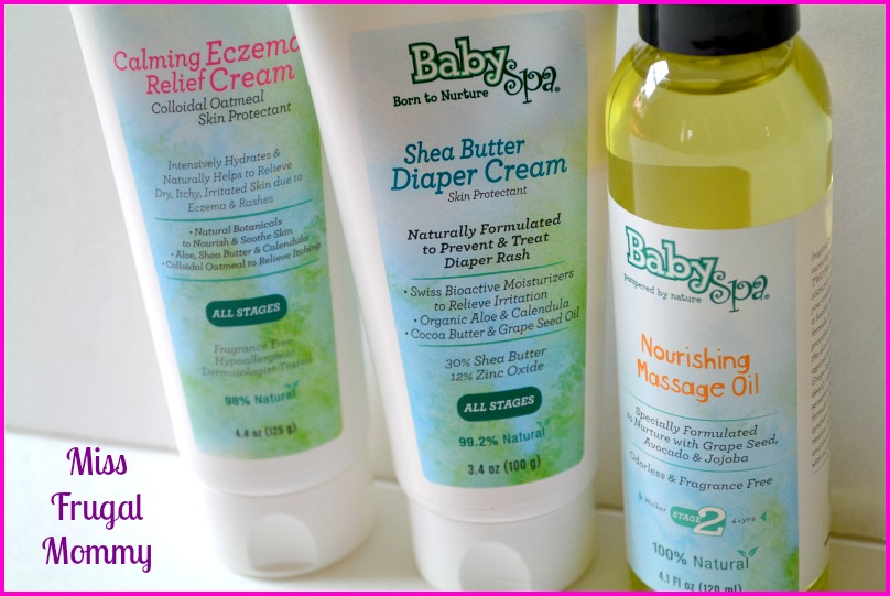 Caring For My Newborn With BabySpa Products
