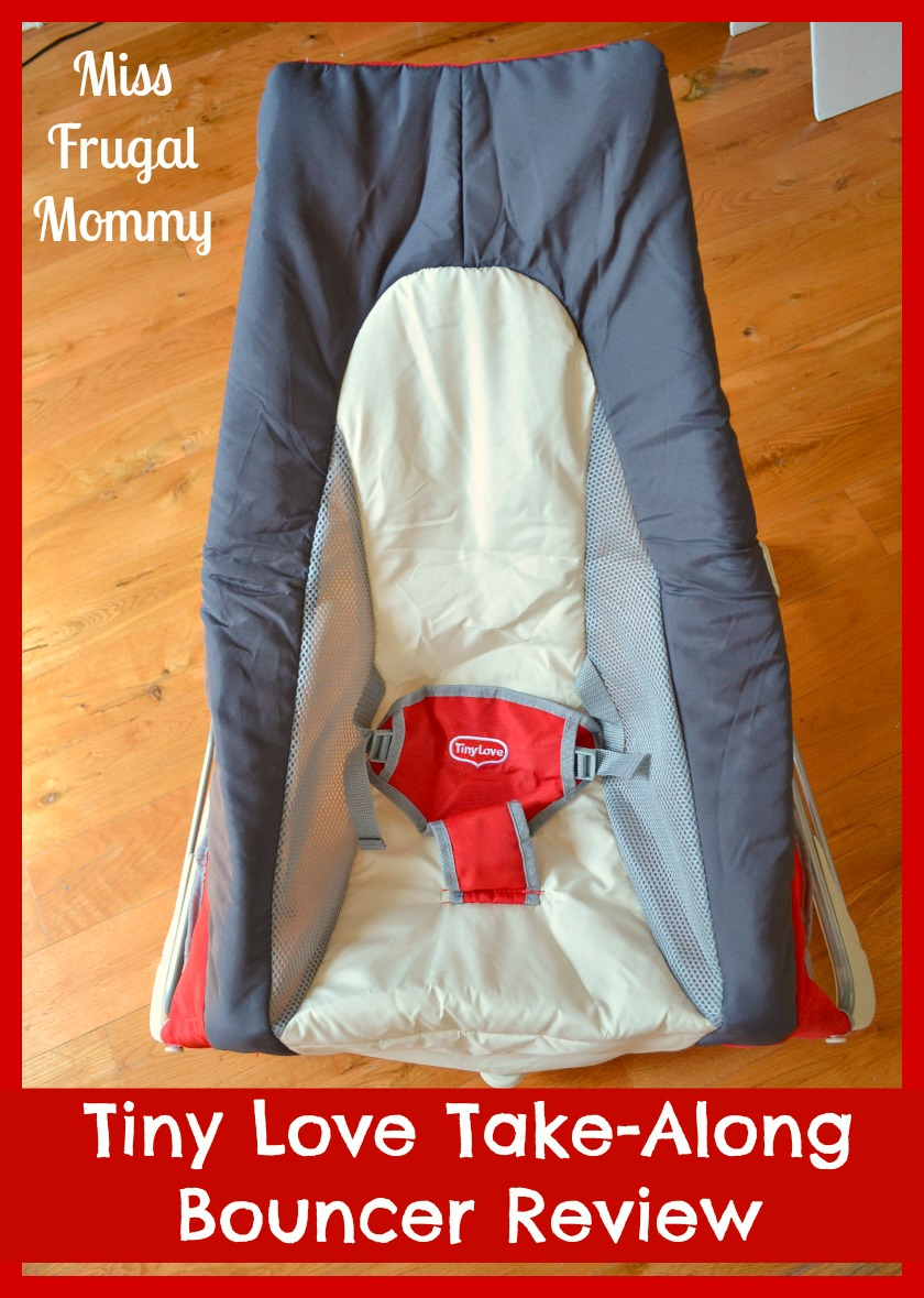Tiny Love Take-Along Bouncer Review