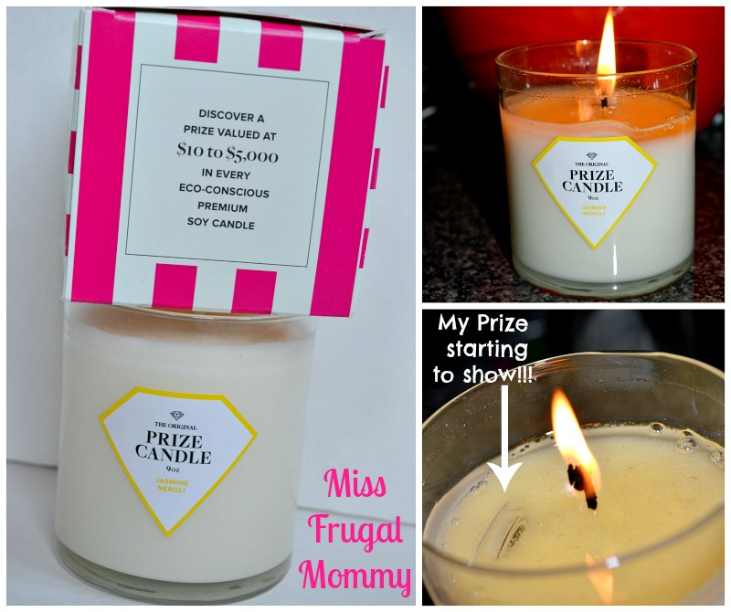 Prize Candle Review