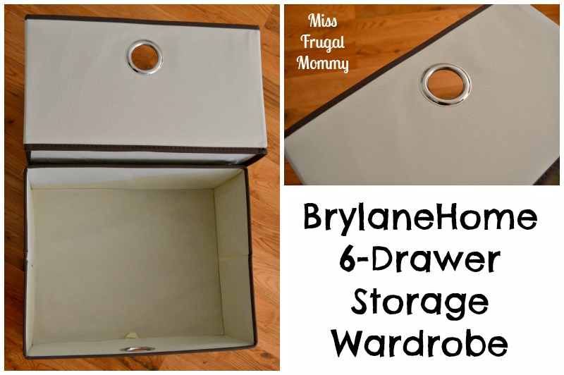 BrylaneHome Back-To-School Storage Solutions