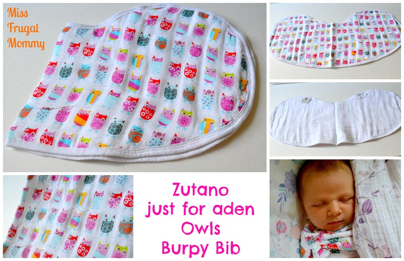 Zutano Just For aden Collection Review
