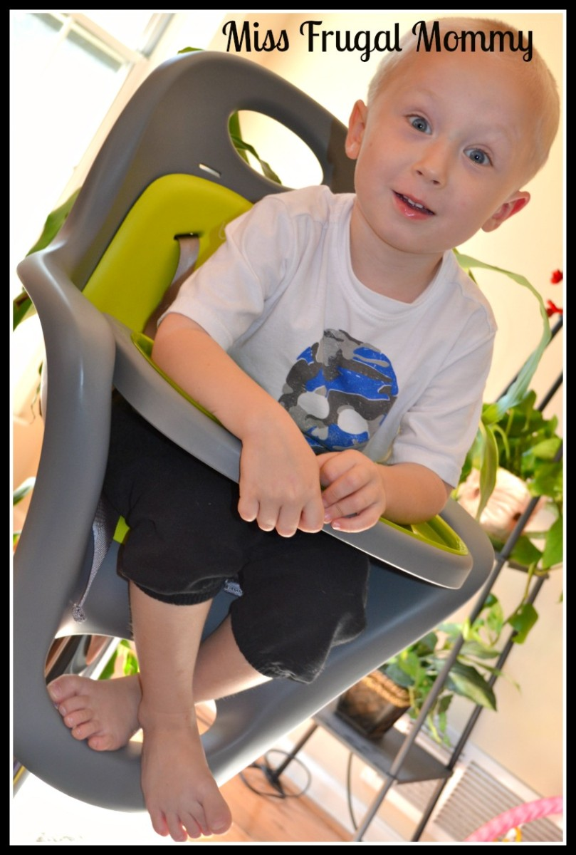 Boon Flair Pedestal High Chair Review