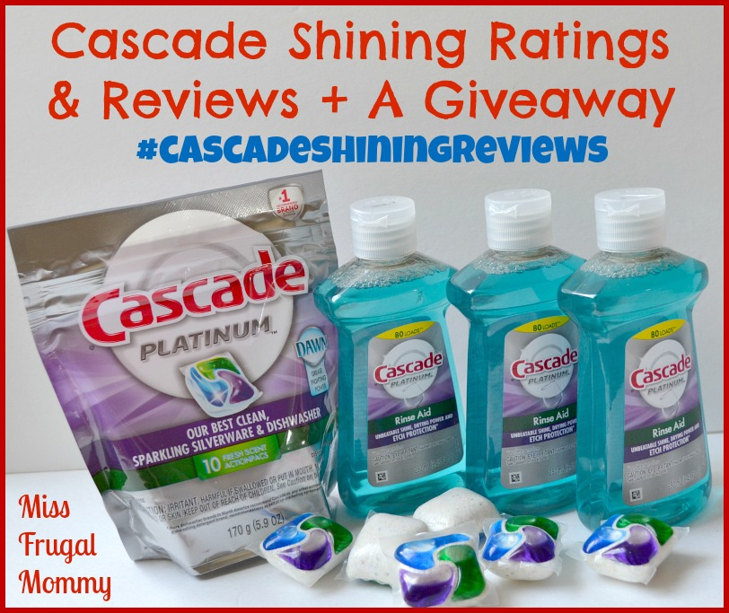 Cascade Shining Ratings & Reviews