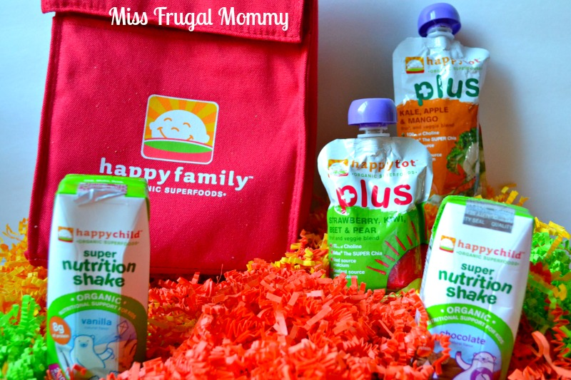Packing a Happy Lunch Box With Happy Family