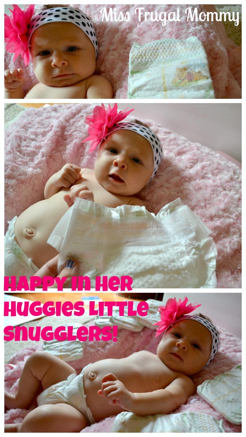 Why Huggies Little Snugglers Was On Our Target Registry #MC #Sponsored