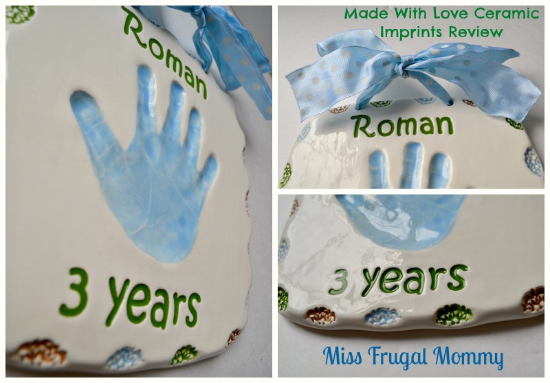 Made With Love Ceramic Imprints Review