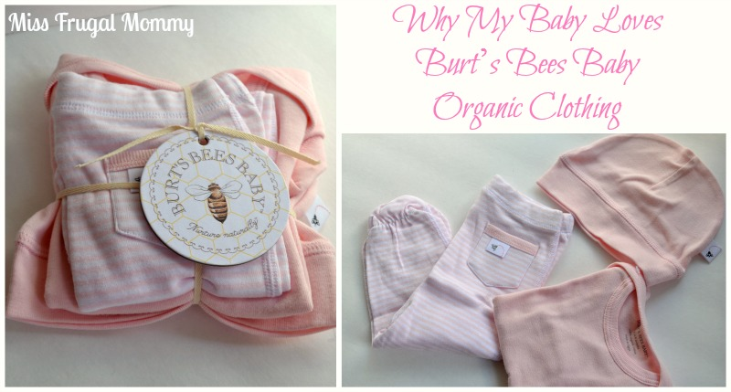 Burts Bees Baby Clothes Unique Why My Baby Loves Burt's Bees Baby Organic Clothing Miss Frugal Mommy