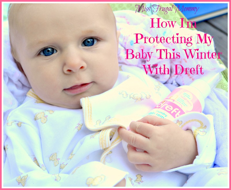 How I'm Protecting My Baby This Winter With Dreft #DreftHypo