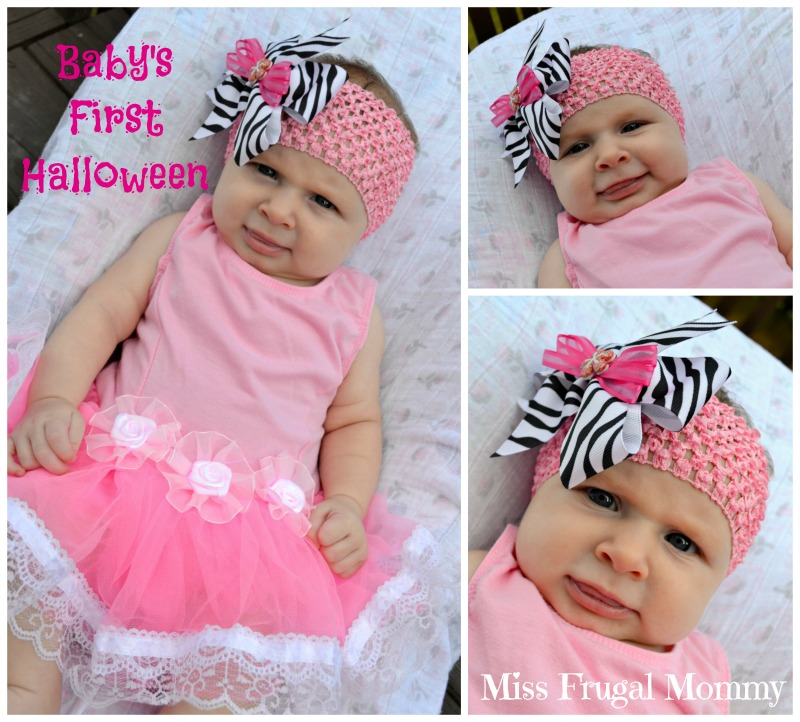 """Celebrating My Baby's First Halloween With Babies""""R""""Us"""