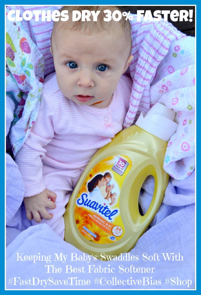 Fabric Softener And Baby Clothes
