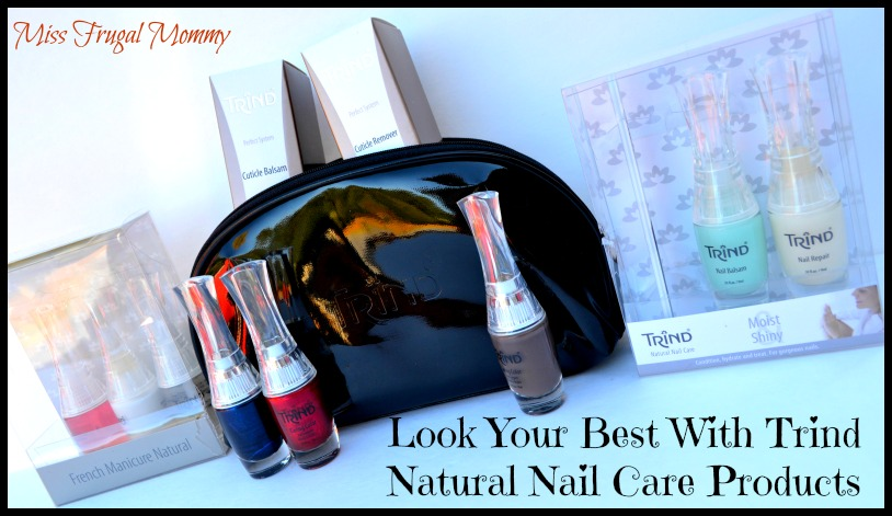 Look Your Best With Trind Natural Nail Care Products 2