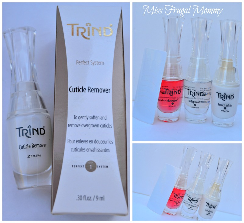 Look Your Best With Trind Natural Nail Care Products 4