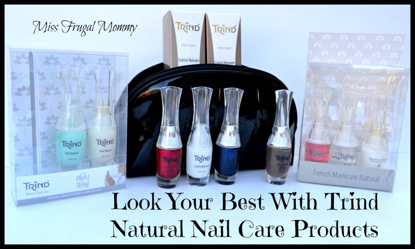 Look Your Best With Trind Natural Nail Care Products 5