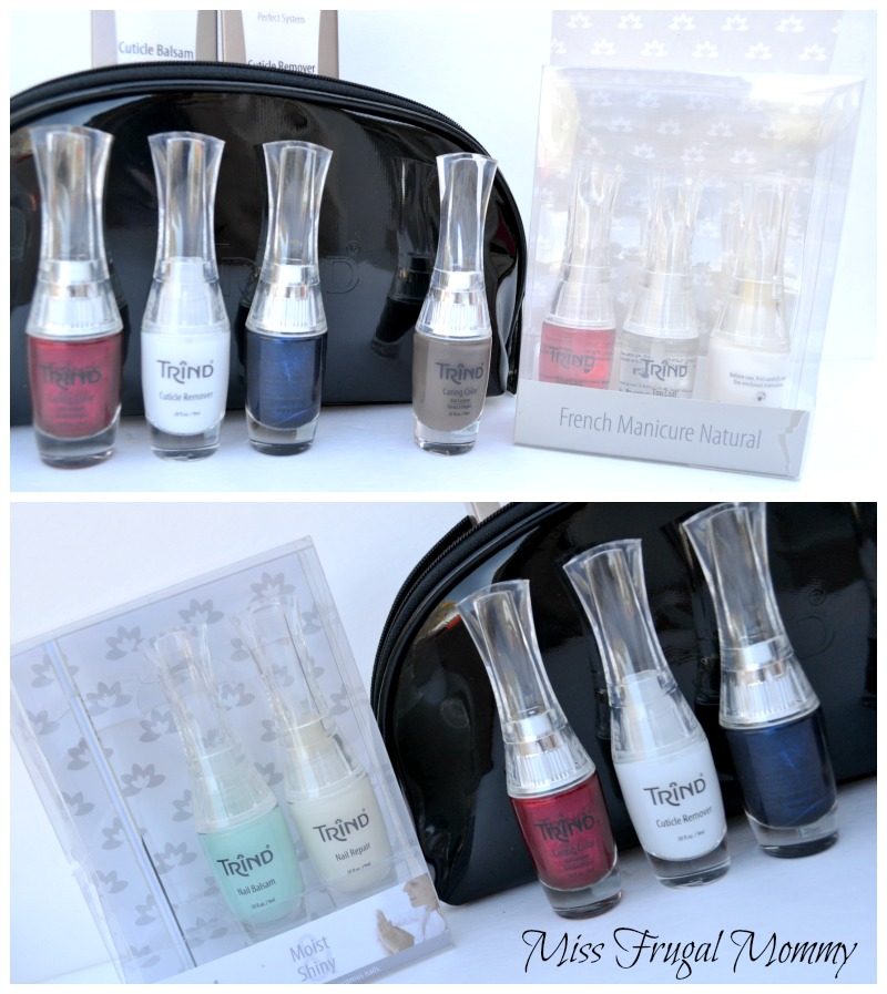 Look Your Best With Trind Natural Nail Care Products