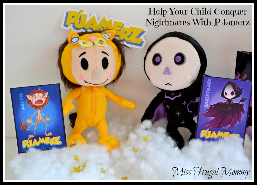 Help Your Child Conquer Nightmares With P'Jamerz