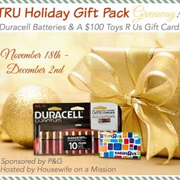 TRU Holiday Giveaway