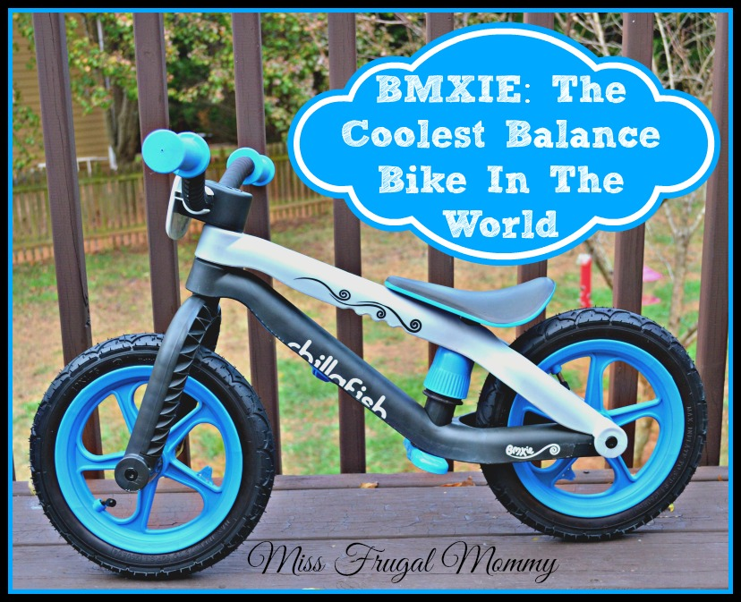 BMXIE: The Coolest Balance Bike In The World
