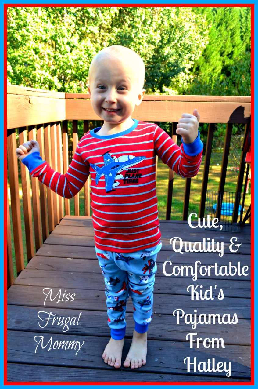 Cute, Quality and Comfortable Kid's Pajamas From Hatley