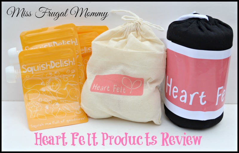 Heart Felt Products Review