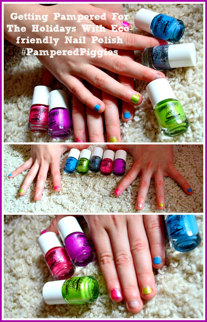 Getting Pampered For The Holidays With Eco-friendly Nail Polish ...
