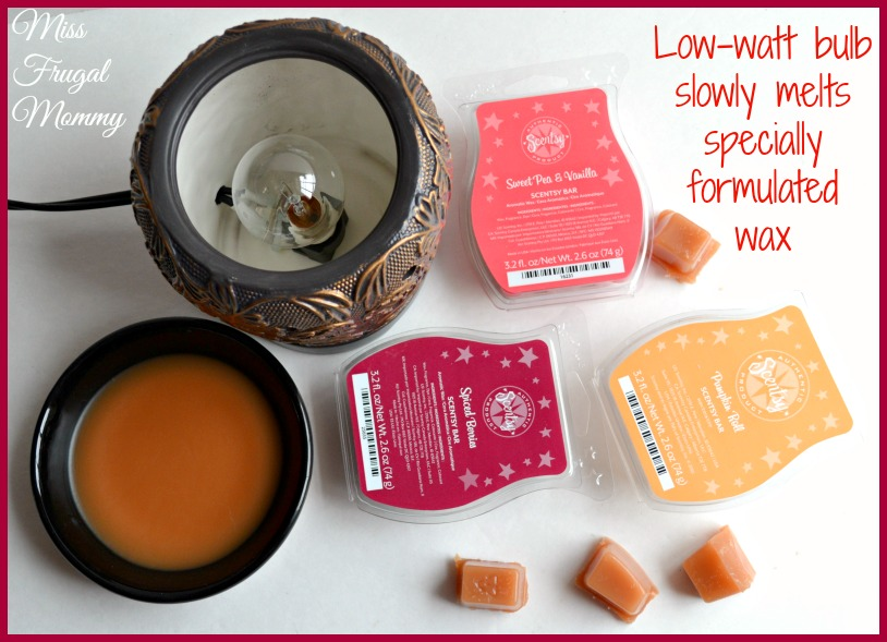 Scentsy: A Safe Alternative To Candles