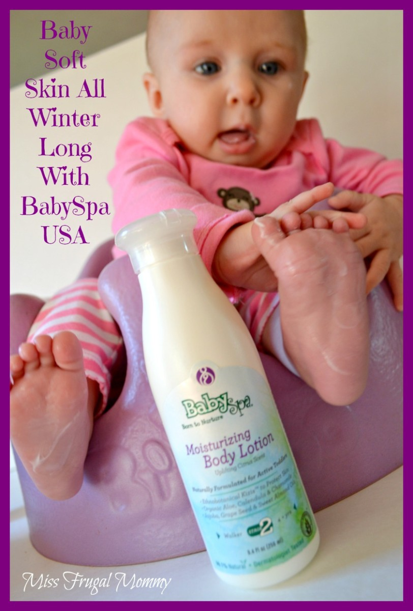 Baby Soft Skin All Winter Long With BabySpa USA