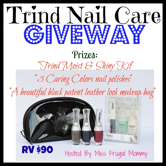 trind nail care giveaway