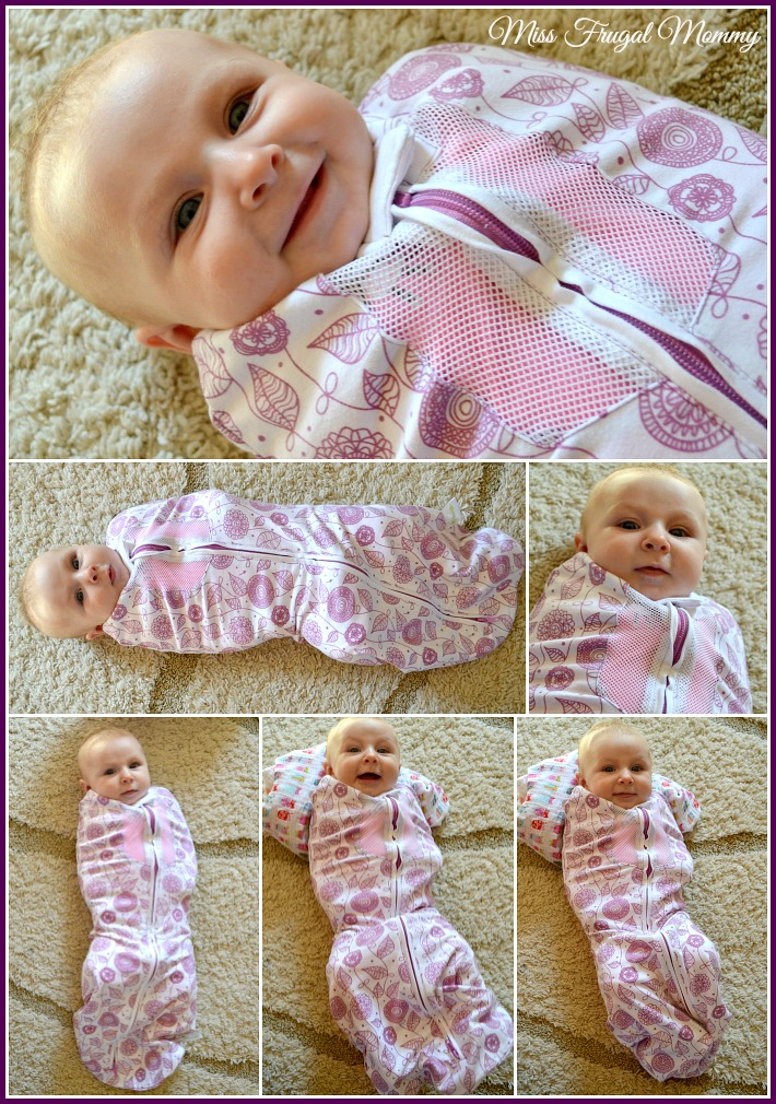 Woombie: A Safe & Comfortable Swaddle For Your Baby